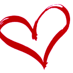 pink-heart-outline-clipart-aTexGLAT4
